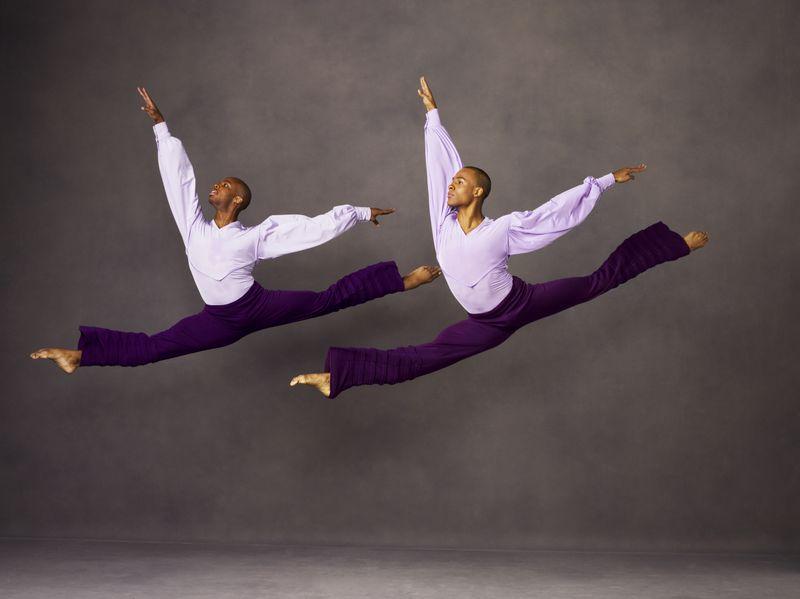 Alvin Ailey's Memoria