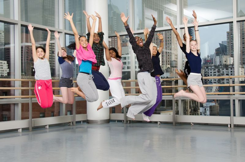 Teen Jazz at The Ailey Extension