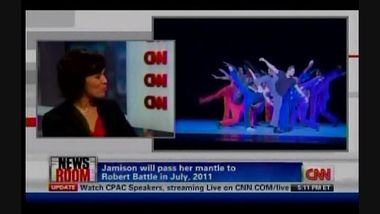 CNN - Fredricka Whitfield interview with Judith Jamison and Robert Battle