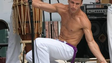 Tiba Vieira, Capoeira1