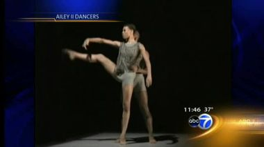 ABC Chicago - Ailey II Dancers Make Chicago Area Debut