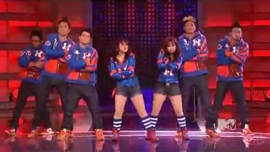 HYPE 5-O on MTVs Americas Best Dance Crew