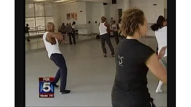 Fox 5: AAADT on So You Think You Can Dance and The Ailey Extension