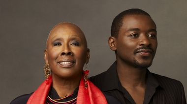 Judith Jamison and Robert Battle