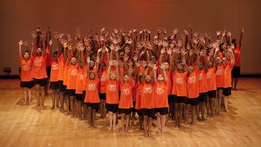 AileyCamp New York Final Performance