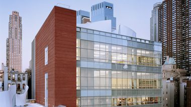 Alvin Ailey American Dance Theater's The Joan Weill Center for Dance