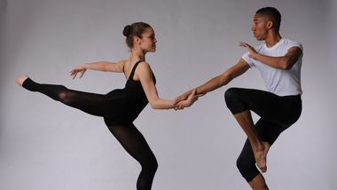 Junior Division Students from The Ailey School