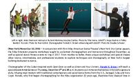 Ailey Extension Brings Premiere Choreographers To The People With Exclusive Workshops And Special Holiday Classes