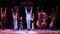AAADT in Alvin Ailey's For Bird - With Love