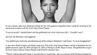 The Baltimore Times - Alvin Ailey American Dance Theater Coming To The Lyric