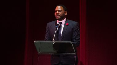 Honorary Chair Anthony Anderson