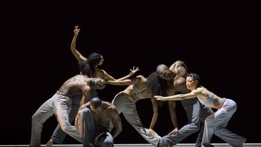 The Company in Kyle Abraham's Untitled America: Second Movement