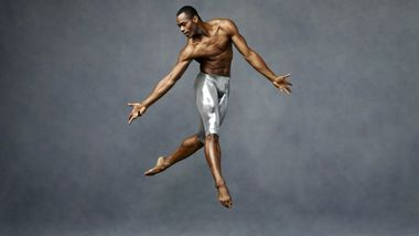 AAADT's Jamar Roberts. Photo by Andrew Eccles