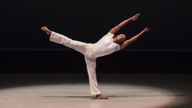 Michael Francis McBride in Alvin Ailey's Revelations