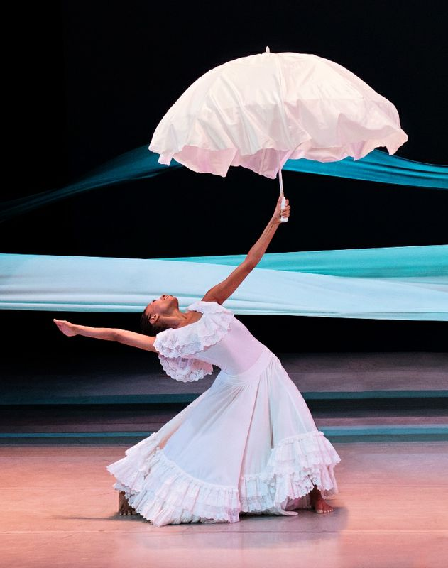 Jacqueline Green in Alvin Ailey's Revelations