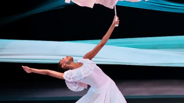 AAADT's Jacqueline Green in Alvin Ailey's Revelations