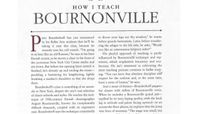 DanceTeacher - Peter Brandenhoff: How I Teach Bournonville