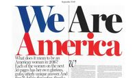 Glamour Magazine - We Are America: Women We Admire