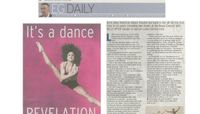 Nottingham Post - It's A Dance Revelation