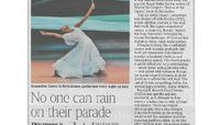 The Times - No One Can Rain On Their Parade