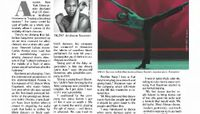 The Voice - The Visibility Of Black Ballet Dancers Is Important