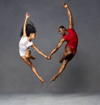 Jacqueline Green and Jamar Roberts