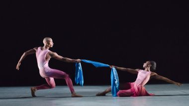 Terri Ayanna Wright and Martell Ruffin in Leila Da Rocha's Meika