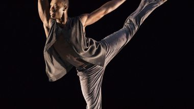 AAADT's Jamar Roberts in Kyle Abraham's Untitled America