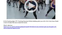 NY1 - Get Energized With Alvin Ailey Extension Dance Classes For Beginners