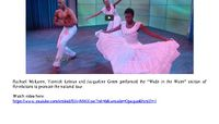The Wendy Williams Show - Alvin Ailey American Dance Theater On The Wendy Williams Show