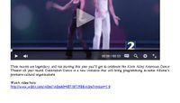 WSB-TV Atlanta - Alvin Ailey Launches Destination Dancer Program