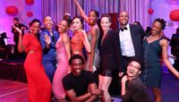 Alvin Ailey American Dance Theater and Sheyi Ojofeitimi at Ailey's 2017 DC Gala