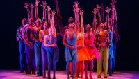 Alvin Ailey American Dance Theater in Billy Wilson's Winter in Lisbon