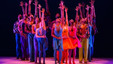 Alvin Ailey American Dance Theater in Billy Wilson's Winter in Lisbon