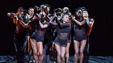 Alvin Ailey American Dance Theater in Mauro Bigonzetti's Deep