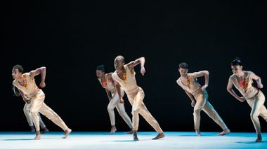 Ailey II in Touch & Agree by Juel D. Lane. Photo by Shoccara Marcus
