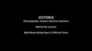 Behind the Scenes of Gustavo Ramírez Sansano's Victoria
