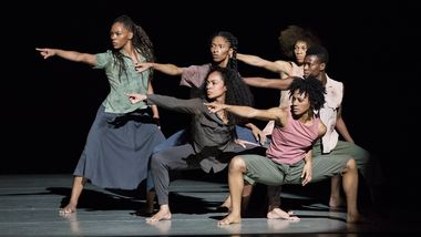 Alvin Ailey American Dance Theater in Jawole Willa Jo Zollar's Shelter