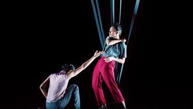 AAADT's Danica Paulos & Belén Pereyra-Alem in Gustavo Ramírez Sansano's Victoria