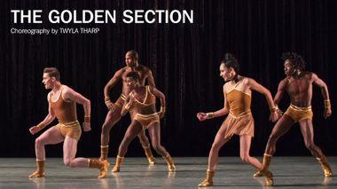 Twyla Tharp's The Golden Section B-Roll