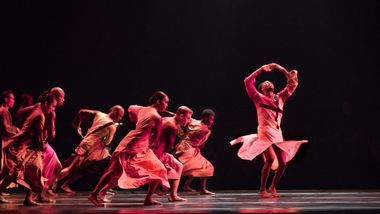 Alvin Ailey American Dance Theater in Robert Battle's Mass