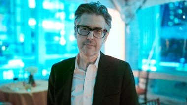 Ira Glass. Photo by Daniel Vasquez.