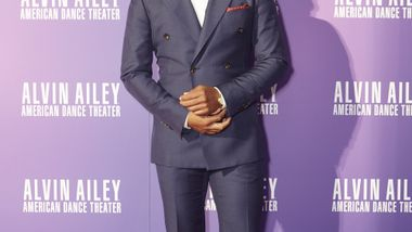 Honorary Chair André Holland. Photo courtesy of Ailey.