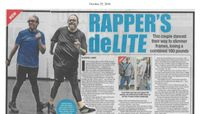 New York Post - We Used Hip-Hop To Lose 160 Pounds