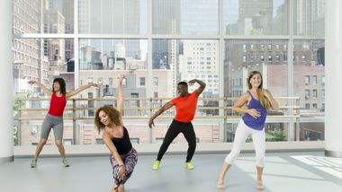 NY Style Mambo at Ailey Extension. Photo by Kyle Froman.