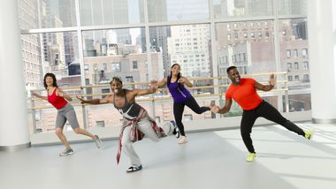 House Dance at Ailey Extension. Photo by Kyle Froman.