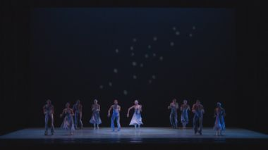 Alvin AIley's Night Creature B-Roll