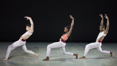 Ailey II in Juel D. Lane's Touch & Agree. Photo by Kyle Froman