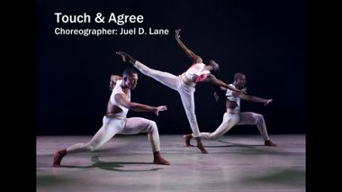 Ailey II in Juel D. Lane's Touch & Agree