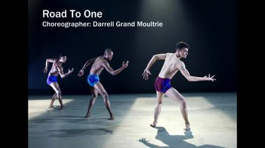 Ailey II in Darrell Grand Moultrie's Road to One